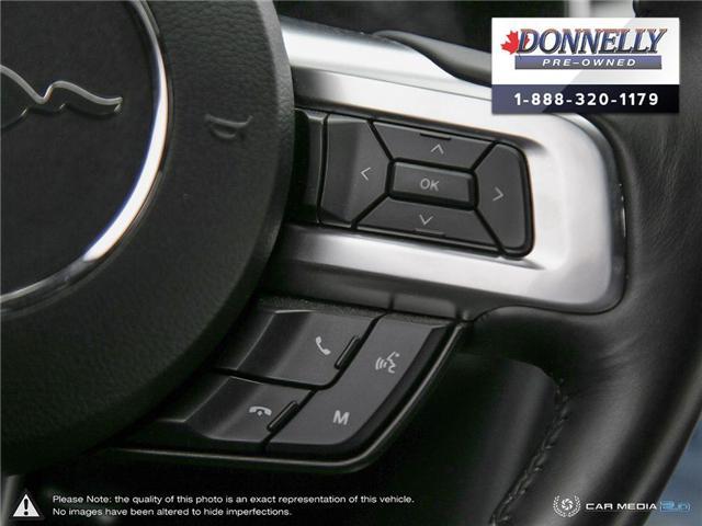 2018 Ford Mustang GT Premium (Stk: PLKU2273) in Kanata - Image 18 of 29