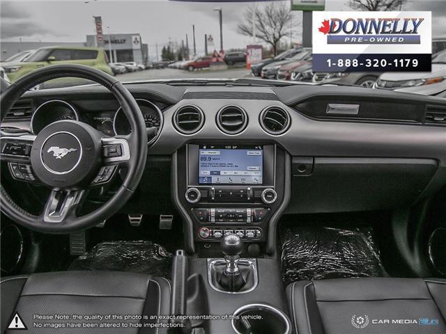 2018 Ford Mustang GT Premium (Stk: PLKU2273) in Kanata - Image 25 of 29