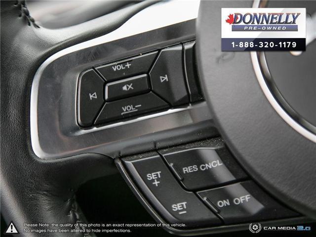 2018 Ford Mustang GT Premium (Stk: PLKU2273) in Kanata - Image 27 of 29
