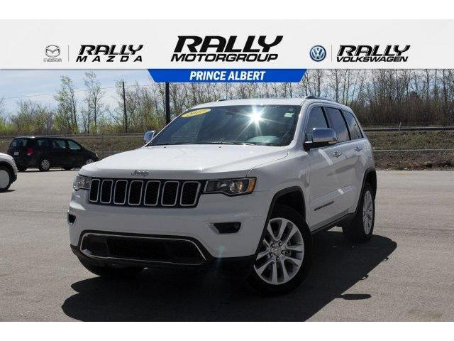 2017 Jeep Grand Cherokee Limited (Stk: V626) in Prince Albert - Image 1 of 11