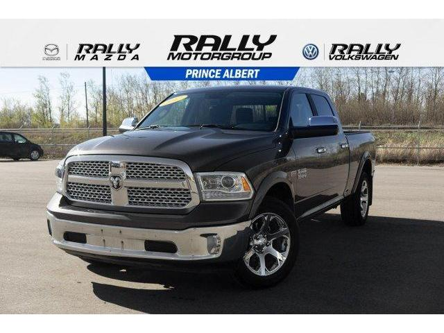 2017 RAM 1500 Laramie (Stk: V613) in Prince Albert - Image 1 of 11