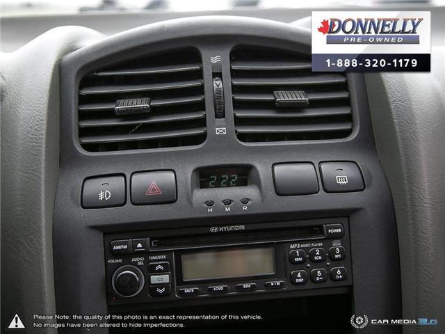 2005 Hyundai Santa Fe  (Stk: PBWMS30A) in Kanata - Image 20 of 29