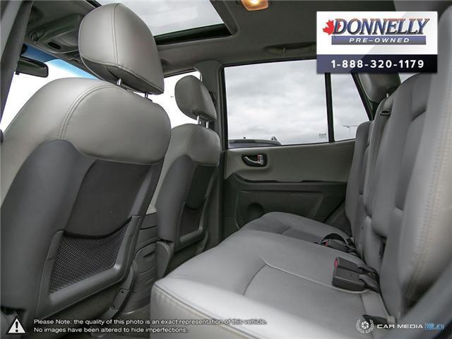 2005 Hyundai Santa Fe  (Stk: PBWMS30A) in Kanata - Image 23 of 29