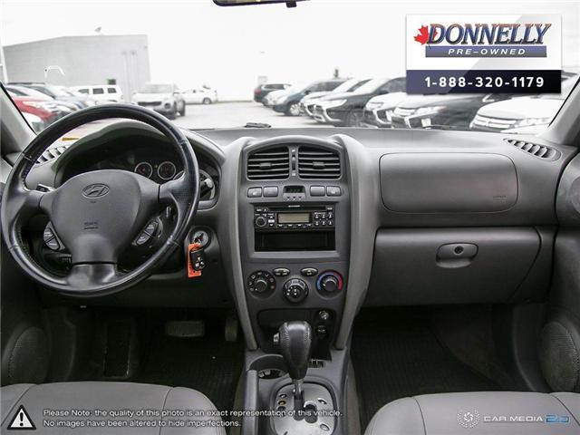 2005 Hyundai Santa Fe  (Stk: PBWMS30A) in Kanata - Image 24 of 29