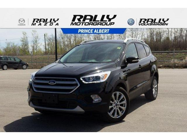 2017 Ford Escape Titanium (Stk: V625) in Prince Albert - Image 1 of 11