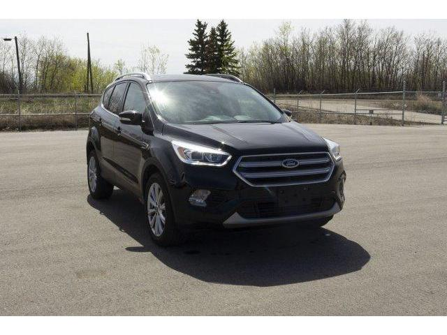 2017 Ford Escape Titanium (Stk: V625) in Prince Albert - Image 3 of 11