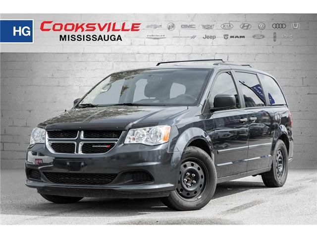 2014 Dodge Grand Caravan SE/SXT (Stk: 672911T) in Mississauga - Image 1 of 17