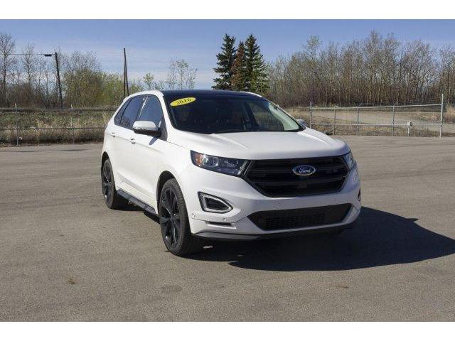 2016 Ford Edge Sport (Stk: V597) in Prince Albert - Image 3 of 11