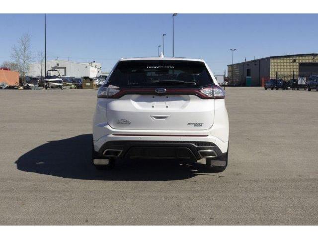 2016 Ford Edge Sport (Stk: V597) in Prince Albert - Image 6 of 11