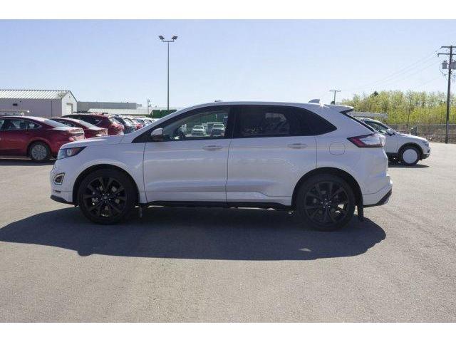 2016 Ford Edge Sport (Stk: V597) in Prince Albert - Image 8 of 11