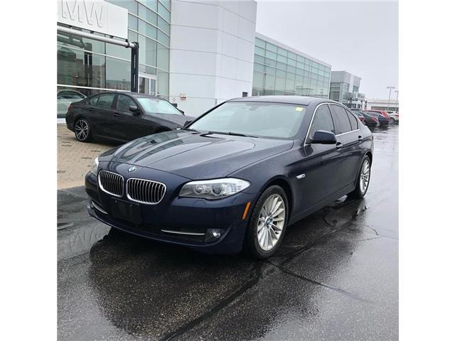 2013 BMW 535i xDrive (Stk: T025060B) in Oakville - Image 1 of 10