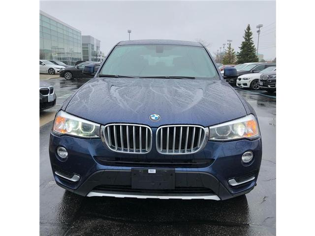 2016 BMW X3 xDrive35i (Stk: T694001A) in Oakville - Image 2 of 9