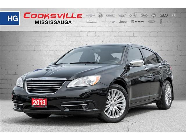 2013 Chrysler 200 Limited (Stk: 7897PT) in Mississauga - Image 1 of 19