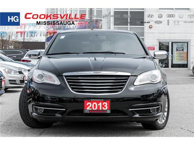 2013 Chrysler 200 Limited (Stk: 7897PT) in Mississauga - Image 2 of 19