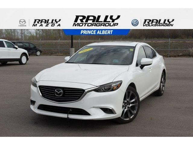 2017 Mazda MAZDA6 GT (Stk: V595) in Prince Albert - Image 1 of 11