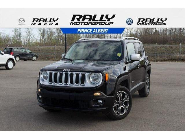 2016 Jeep Renegade Limited (Stk: V589) in Prince Albert - Image 1 of 11