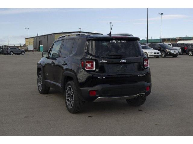2016 Jeep Renegade Limited (Stk: V589) in Prince Albert - Image 7 of 11