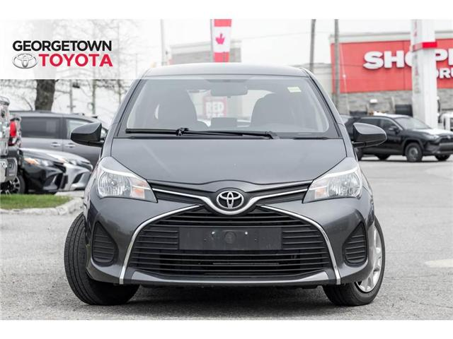 2015 Toyota Yaris  (Stk: 15-46906) in Georgetown - Image 2 of 16