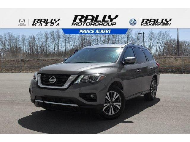 2017 Nissan Pathfinder  (Stk: 18101A) in Prince Albert - Image 1 of 11