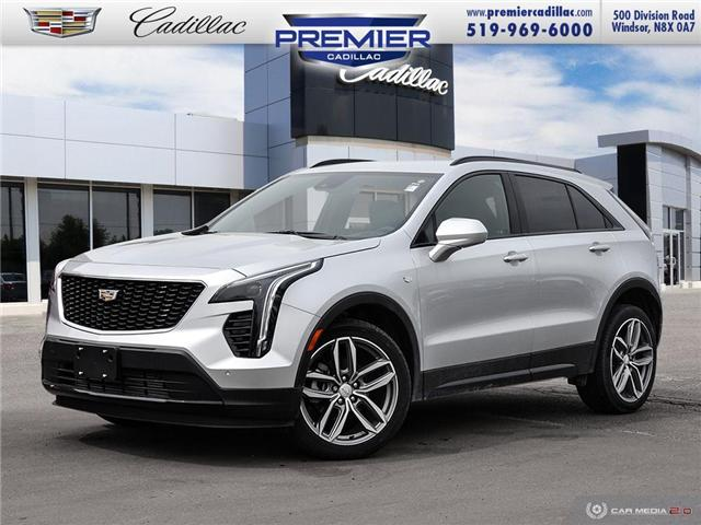 2019 Cadillac XT4 Sport (Stk: 191677) in Windsor - Image 1 of 24