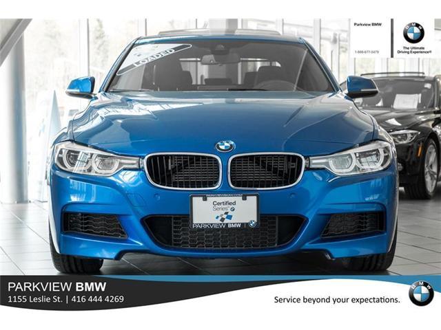 2016 BMW 340i xDrive (Stk: PP8479) in Toronto - Image 3 of 22