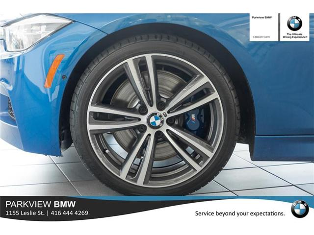 2016 BMW 340i xDrive (Stk: PP8479) in Toronto - Image 5 of 22