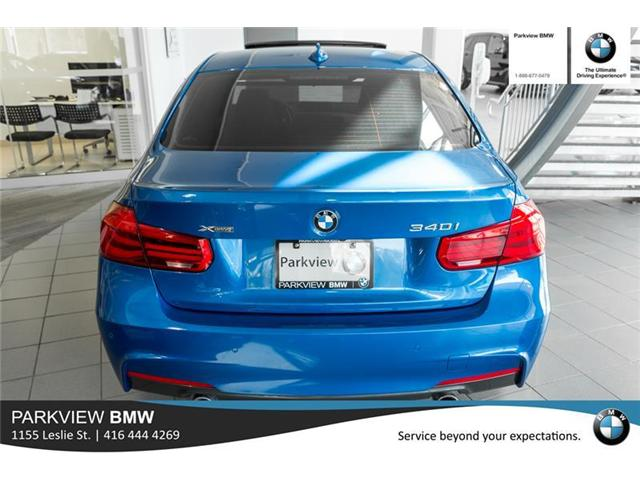2016 BMW 340i xDrive (Stk: PP8479) in Toronto - Image 7 of 22