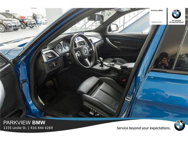 2016 BMW 340i xDrive (Stk: PP8479) in Toronto - Image 10 of 22