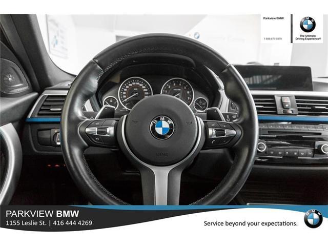 2016 BMW 340i xDrive (Stk: PP8479) in Toronto - Image 13 of 22