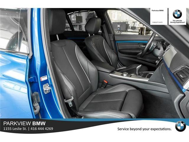 2016 BMW 340i xDrive (Stk: PP8479) in Toronto - Image 19 of 22