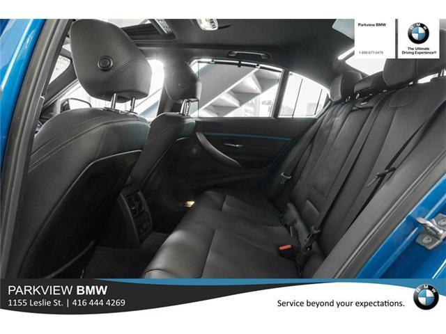 2016 BMW 340i xDrive (Stk: PP8479) in Toronto - Image 20 of 22