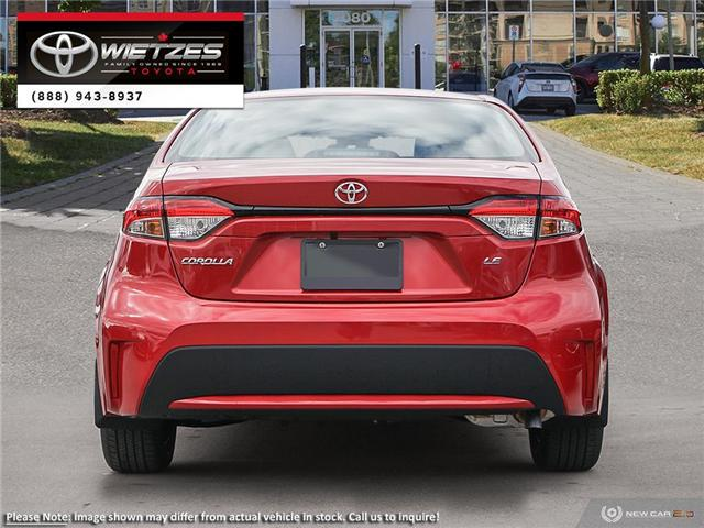2020 Toyota Corolla LE (Stk: 68784) in Vaughan - Image 5 of 24