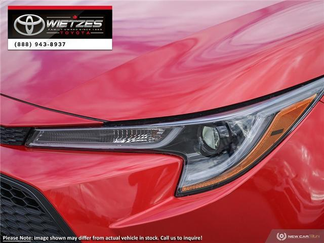 2020 Toyota Corolla LE (Stk: 68784) in Vaughan - Image 10 of 24