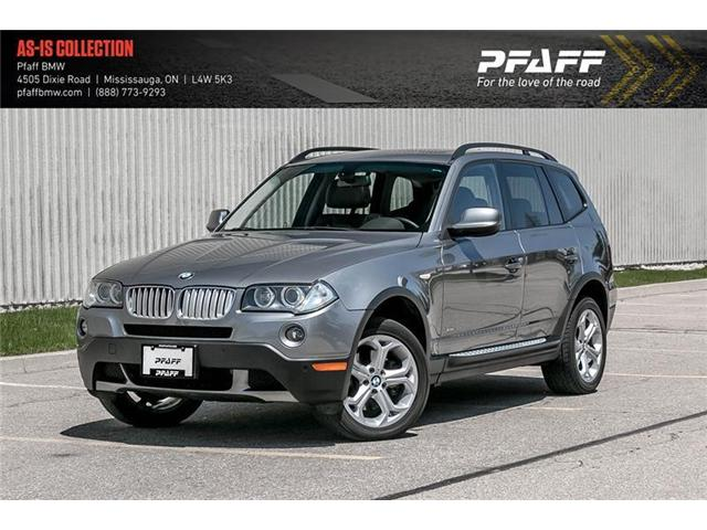 2010 BMW X3 xDrive30i (Stk: PL21632A) in Mississauga - Image 1 of 22
