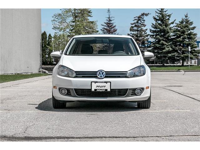 2013 Volkswagen Golf Wolfsburg Edition 2.5L (Stk: U5376AA) in Mississauga - Image 2 of 22