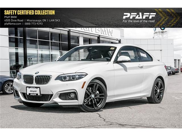 2019 BMW 230i xDrive (Stk: U5461) in Mississauga - Image 1 of 22