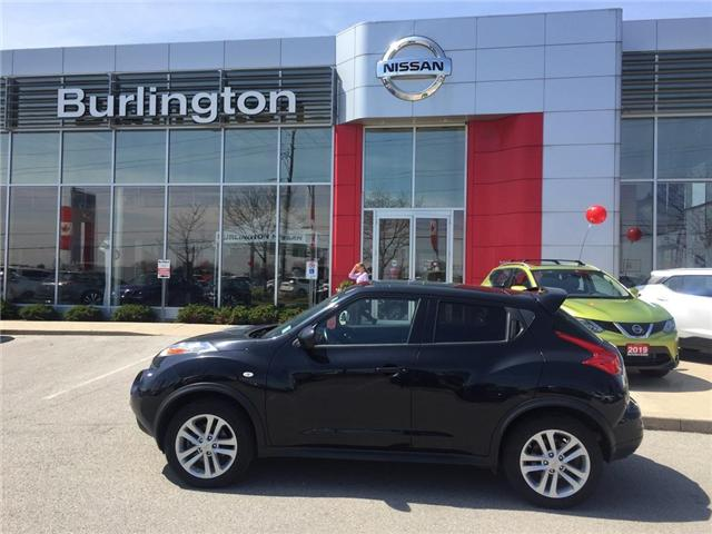 2014 Nissan Juke SV (Stk: A6642) in Burlington - Image 1 of 15