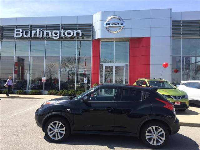 2014 Nissan Juke SV (Stk: A6642) in Burlington - Image 2 of 15