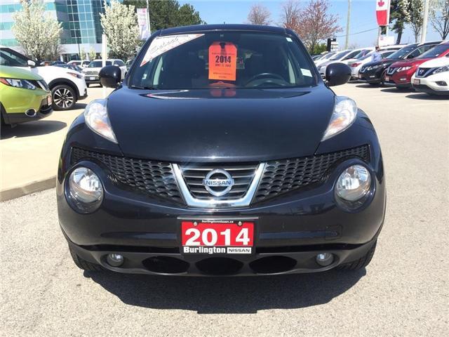 2014 Nissan Juke SV (Stk: A6642) in Burlington - Image 3 of 15