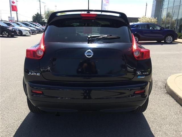 2014 Nissan Juke SV (Stk: A6642) in Burlington - Image 7 of 15
