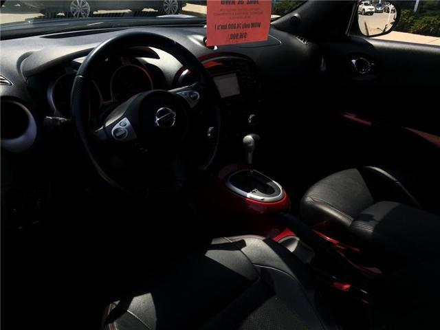 2014 Nissan Juke SV (Stk: A6642) in Burlington - Image 9 of 15