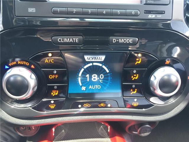 2014 Nissan Juke SV (Stk: A6642) in Burlington - Image 12 of 15