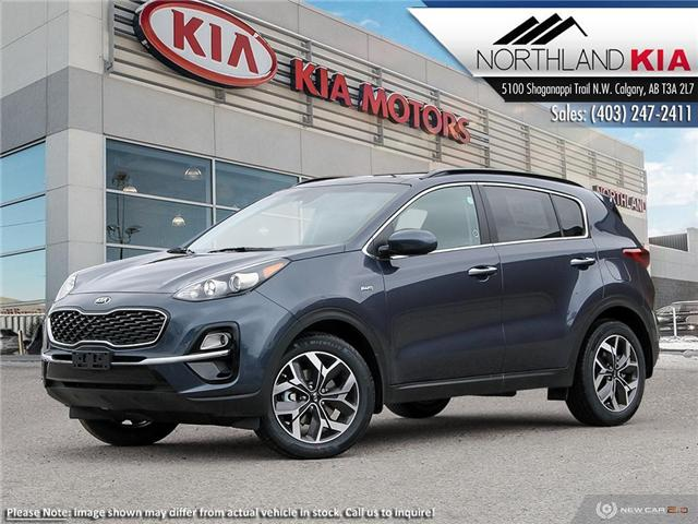 2020 Kia Sportage EX (Stk: 0SP4746) in Calgary - Image 1 of 23