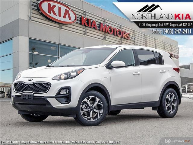 2020 Kia Sportage LX (Stk: 0SP4798) in Calgary - Image 1 of 23