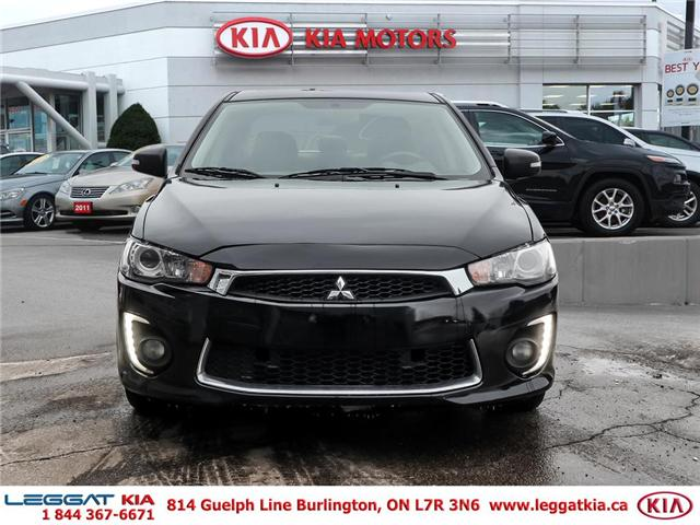 2016 Mitsubishi Lancer GTS (Stk: 2345) in Burlington - Image 2 of 24