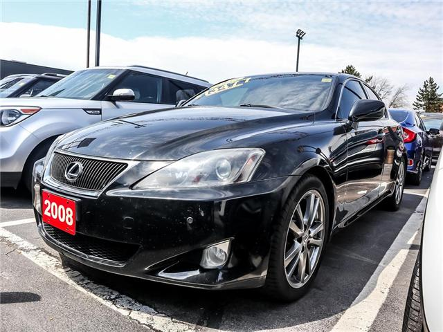 2008 Lexus IS 350 Base (Stk: W0114) in Burlington - Image 1 of 1