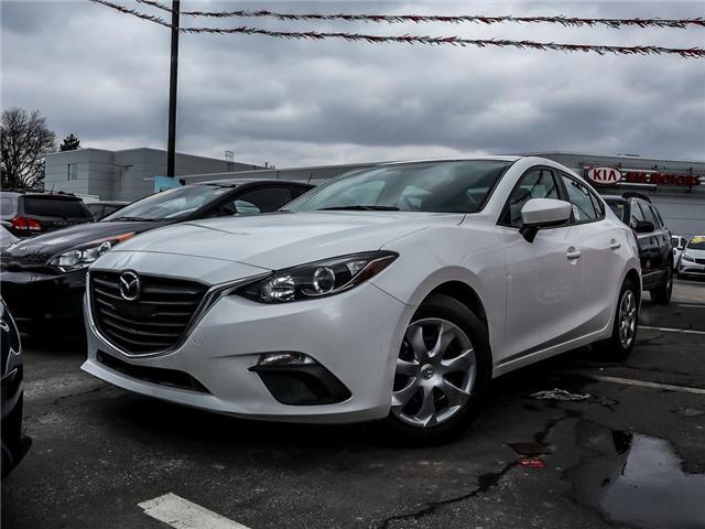 2016 Mazda Mazda3 GX (Stk: 2353) in Burlington - Image 1 of 1