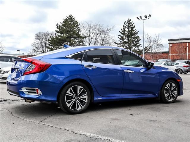 2016 Honda Civic Touring (Stk: 2366) in Burlington - Image 5 of 26