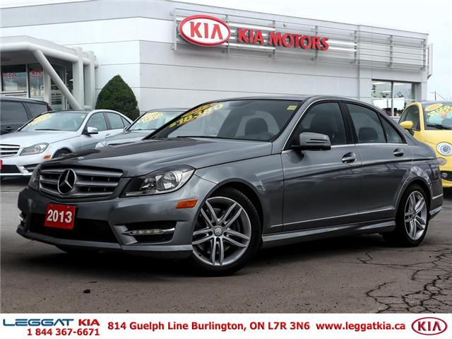 2013 Mercedes-Benz C-Class Base (Stk: 2368) in Burlington - Image 1 of 24