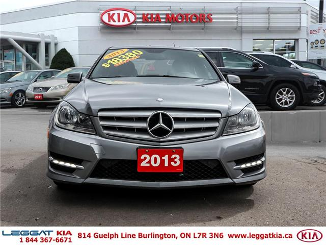 2013 Mercedes-Benz C-Class Base (Stk: 2368) in Burlington - Image 2 of 24